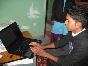 L'ordinateur :gestion des patients par l'infirmier
