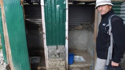 Toilettes de Gogompani