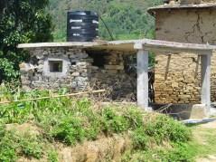 Sanitaires à démolir et à reconstruire après démolition