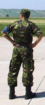 Un webcam sexe avec un militaire
