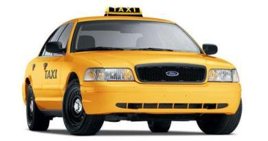 photo de taxi