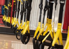 TRX Suspension Training System Review, It Rocks