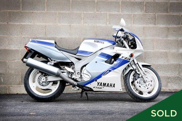 1991 Yamaha FZR 1000 'Genesis' -