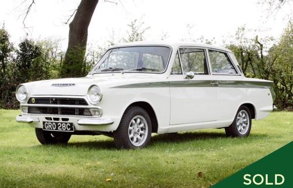 1965 Lotus Cortina Mk.I