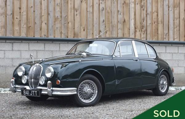 1961 Jaguar Mk.II 4.2