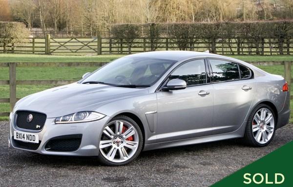 2014 Jaguar XFR 5.0 V8