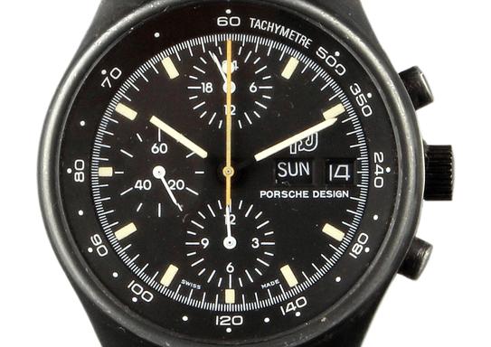 c.1979 Porsche Design Automatic Chronograph Day/Date