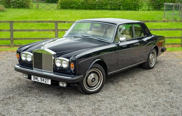 1978 Rolls-Royce Corniche **Reserved**