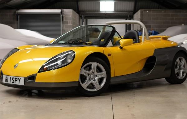 1998 Renault Sport Spider *2,669 miles*
