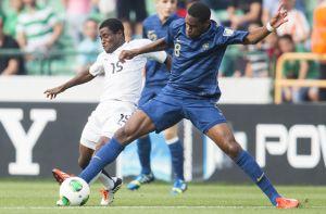 Kondgobia destaca también en el Mundial U20 (Foto: FIFA.com)