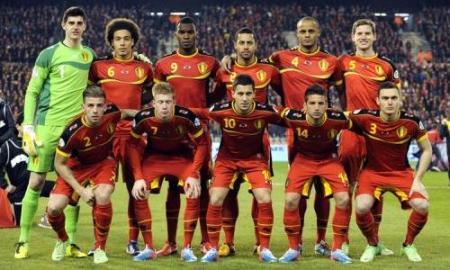 Uno de los onces que puede presentar hoy el combinado belga Foto: elfutbolesinjusto.com