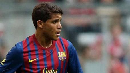 El jugador mexicano decidió no salir y quedarse en el Barça Foto: radiotrece.com.mx