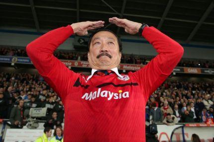Nuevo magnate propietario del Cardiff City Foto: walesonline.co.uk