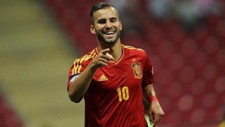 Jesé es uno de los futbolistas llamados a marcar el futuro de la selección Foto: abc.es