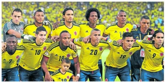 La selección cafetera fue una de las que más expectativas creó en las clasificatorias Foto: diarioadn.com