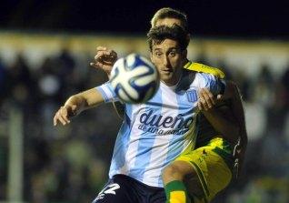 Militó debutó con gol.
