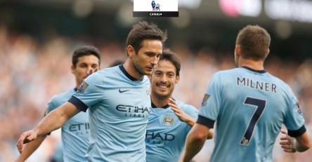 Lampard no celebró su gol ante el Chelsea.
