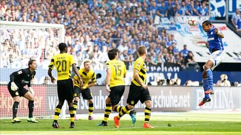 El Schalke de Keller pudo con un BVB irreconocible