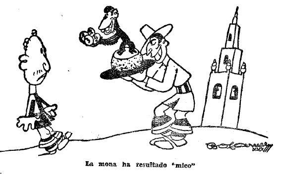 Fuente: Mundo Deportivo 19 de Abril de 1933