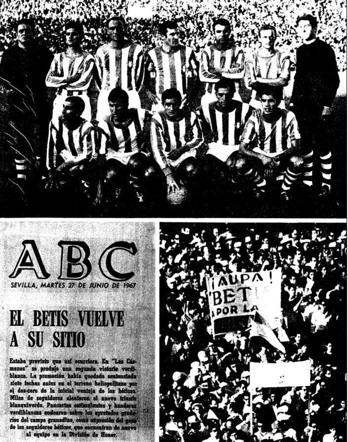 Fuente: ABC 27 de Junio de 1967