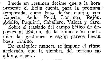 Fuente: ABC 28 de Junio de 1936