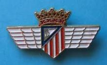 CLUB ATLÉTICO AVIACIÓN-MADRID-4 TANTOS.
