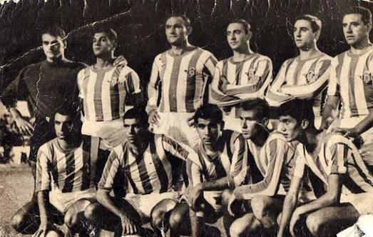 Alineación Betis-Real Madrid Liga 1962