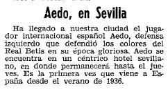 1970-08-25 ABC Aedo en Sevilla