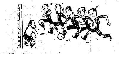 El único fútbol, de los vascos (NMP) Excelsius 1-06-1933