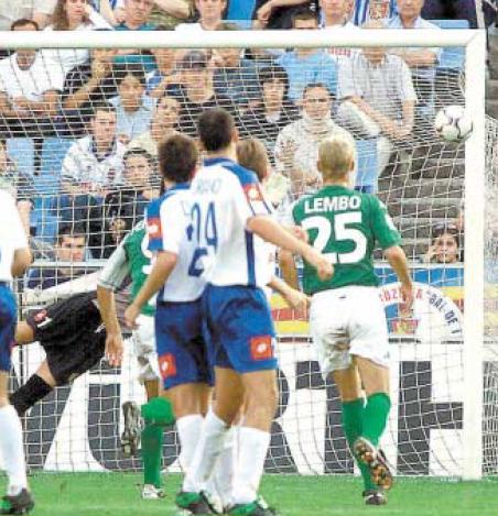 Zaragoza-Betis Liga 2003-1 (NMP) Marca 29-09-2003