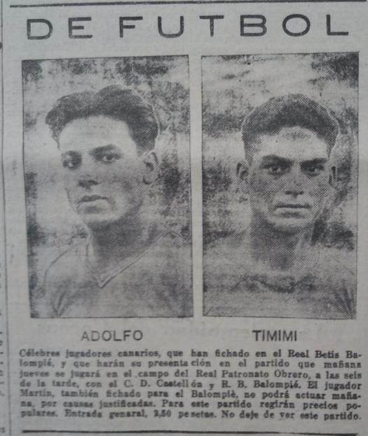 Fuente: La Unión 18 de junio de 1930