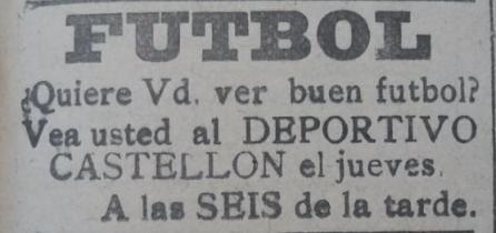 Fuente: La Unión 19 de junio de 1930