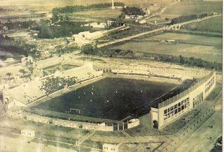Estadio HELIÓPOLIS
