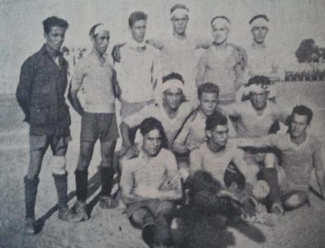 Real Betis Balompié conjunto amateur