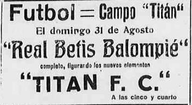 Fuente: Diario de Huelva 29 de agosto de 1930