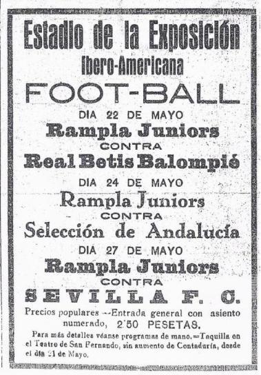 Fuente: La Unión 20 de mayo de 1929
