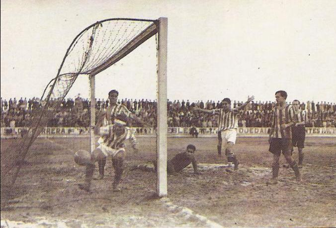 Betis-Deportivo Liga 1931