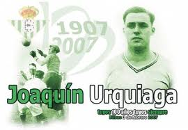 Joaquín URQUIAGA 1907-2007