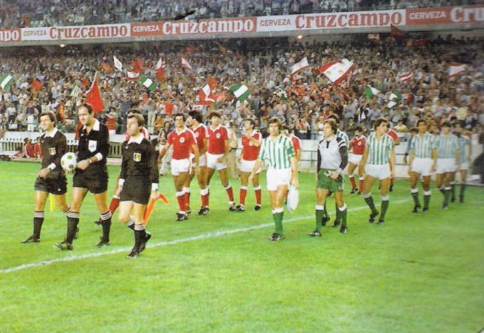 Betis y Benfica saltan al Villamarín