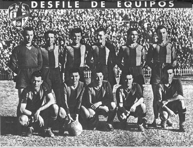 El Levante en 1948
