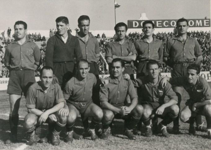 Nov-26 Alineación Betis-Castellón Liga 1942