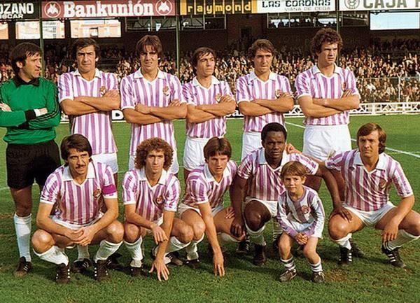 El Real Valladolid en la temporada 1980-81