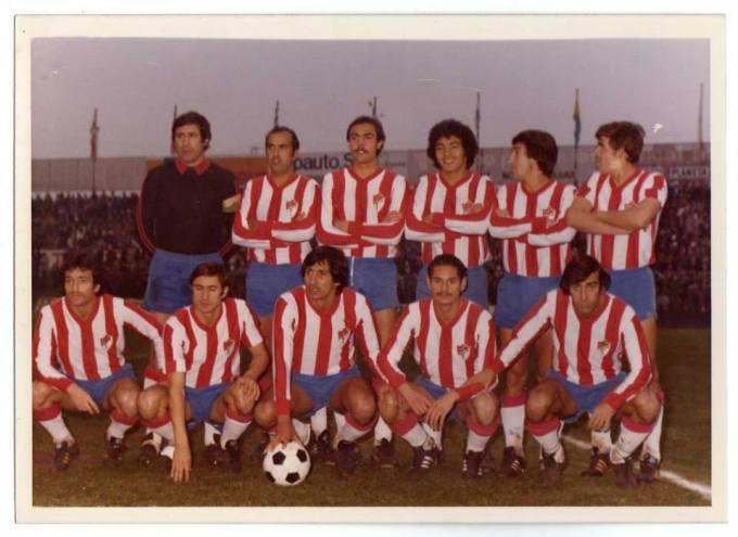 El Granada en la temporada 1979-80