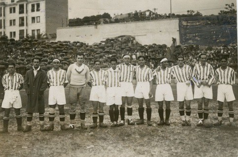 Alineación-Athletic-Betis-Copa-1931