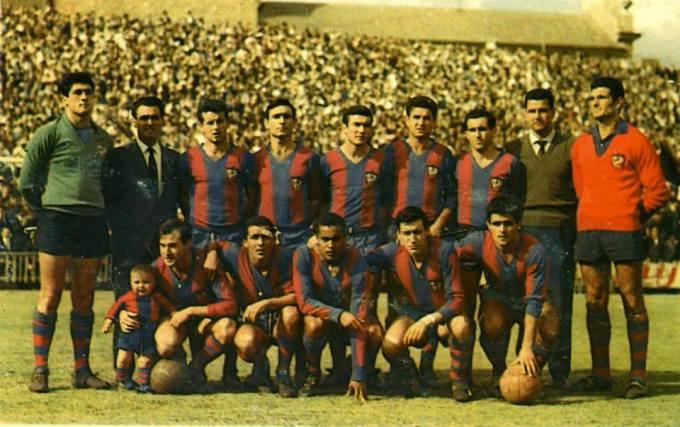 La UD Levante temporada 1962-63