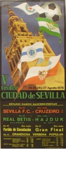 Abril-10 Cartel V Trofeo Ciudad de Sevilla