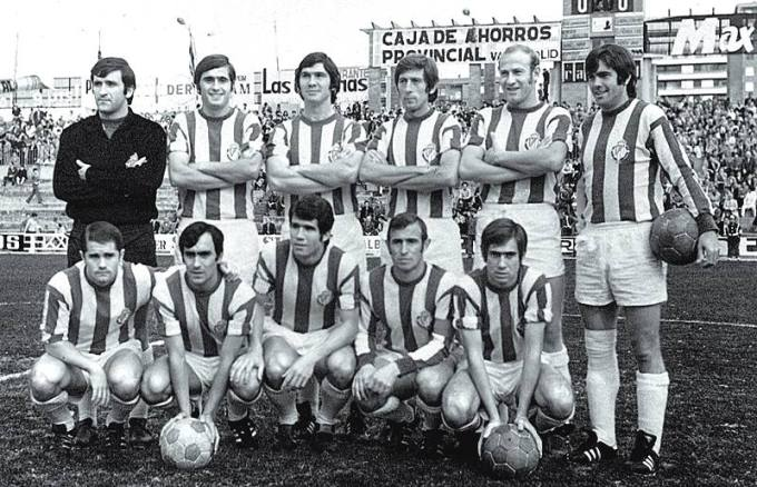 Valladolid 1972-73