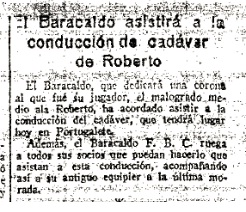 Fuente: Excelsius 5 de enero de 1934