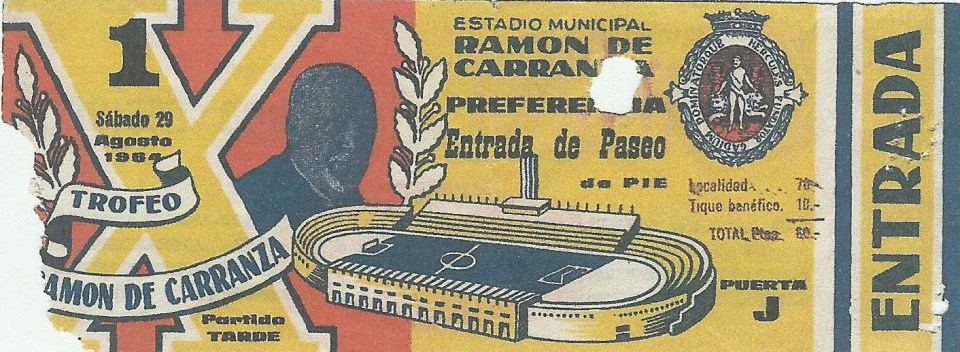 X TROFEO RAMON DE CARRANZA-SEMIFINAL-TARDE.