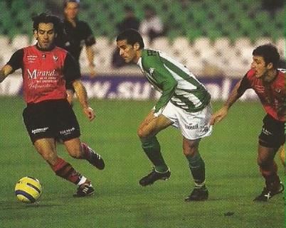 Betis-Mirandés Copa 2005
